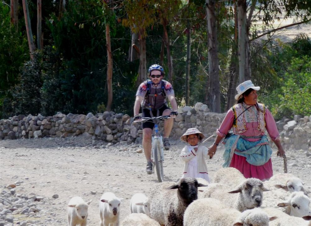 Photos from our Peru - The Andean Dream Cycling Holiday