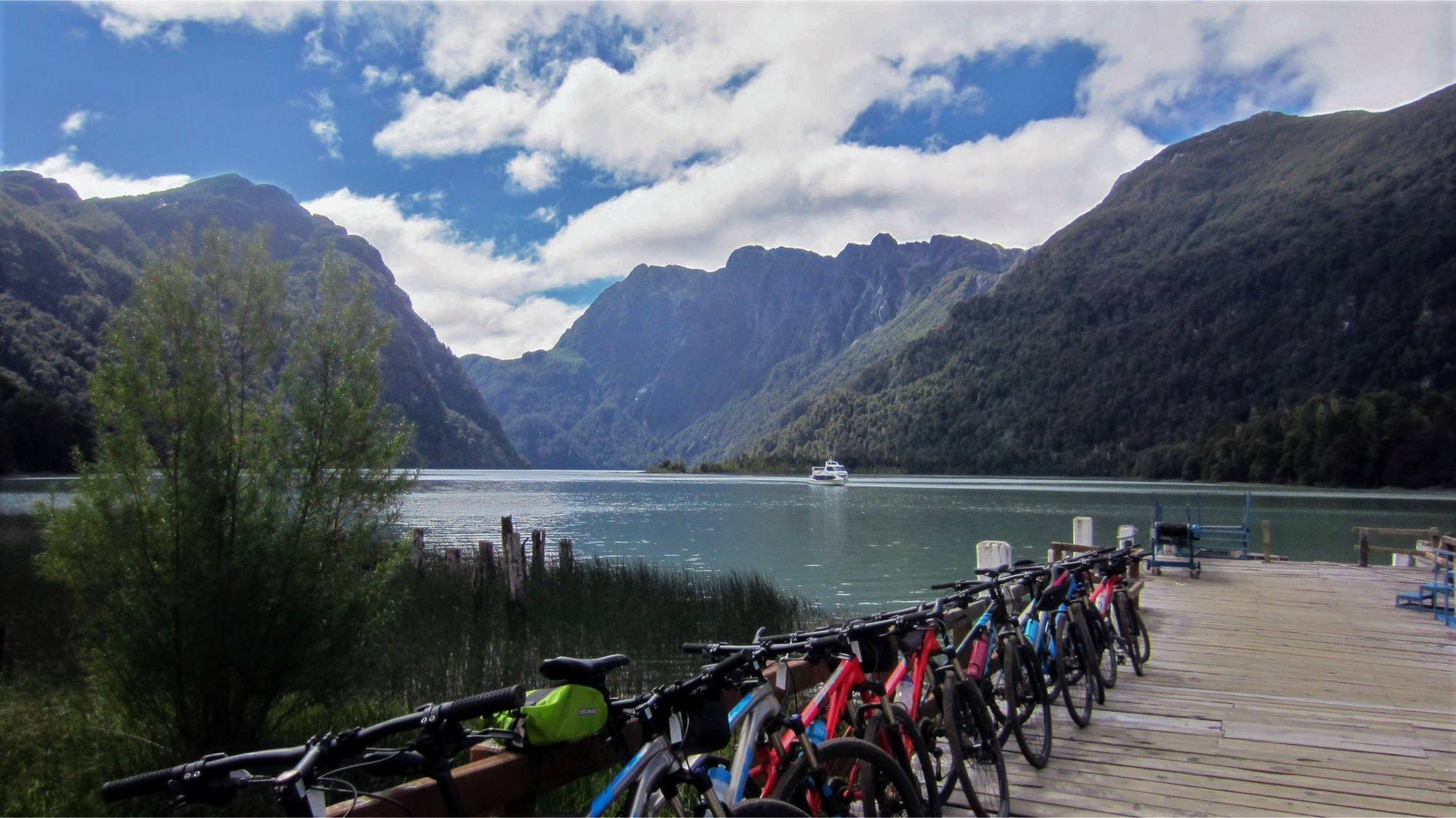Cycling Tours PATAGONIA & THE LAKE DISTRICT