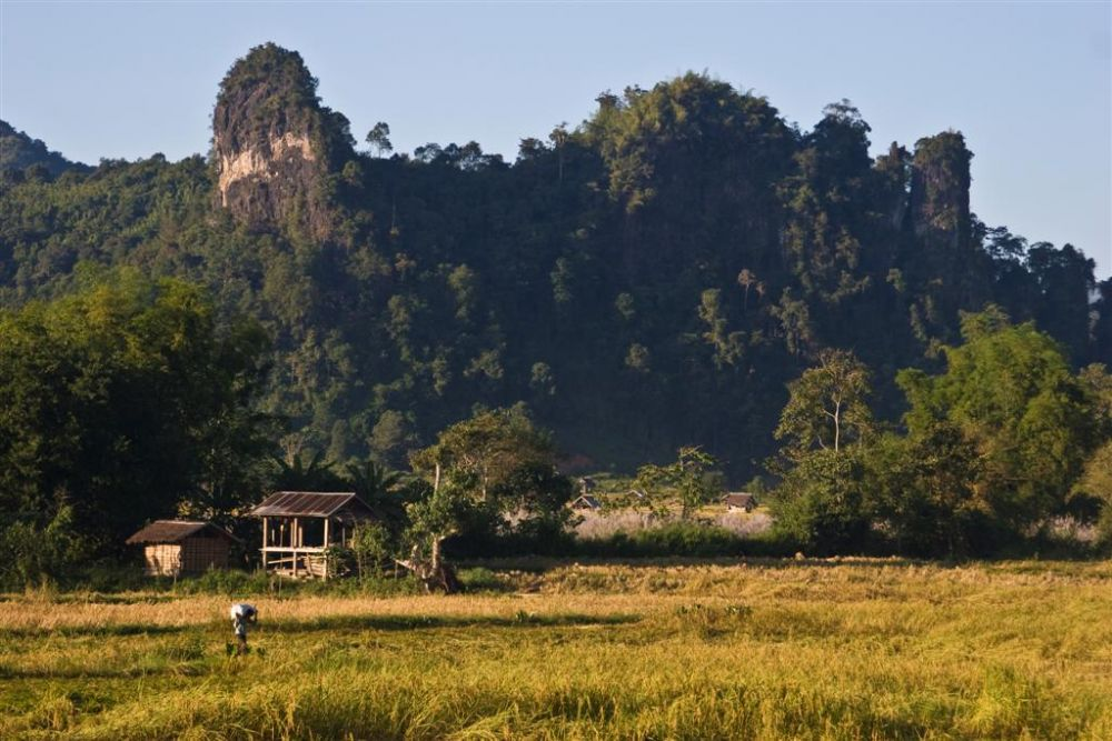 Vietnam to Laos