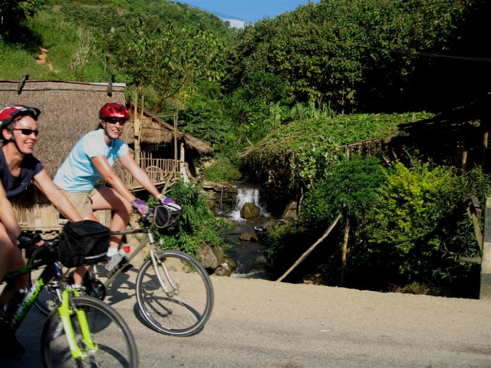 Photos from our Vietnam to Laos Cycling Holiday
