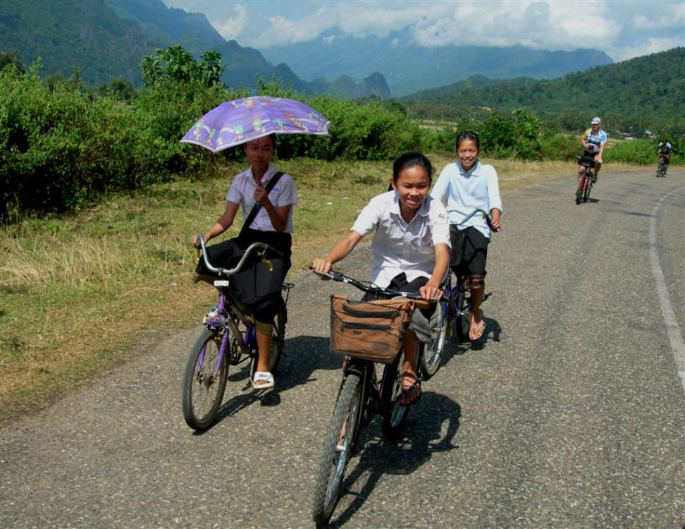 Photos from our Thailand & Laos Cycling Holiday