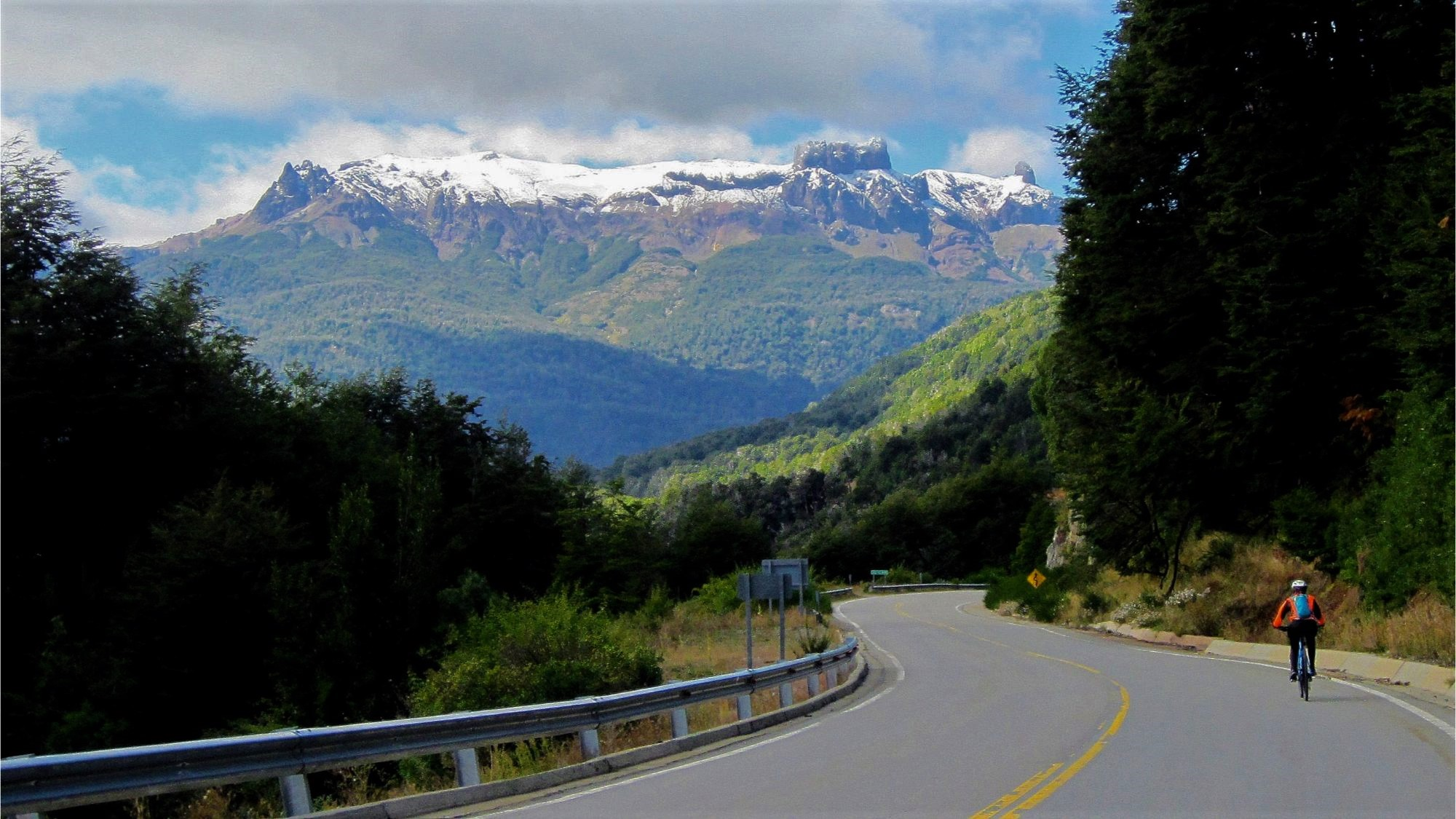 Cycling Holiday Chile & Argentina