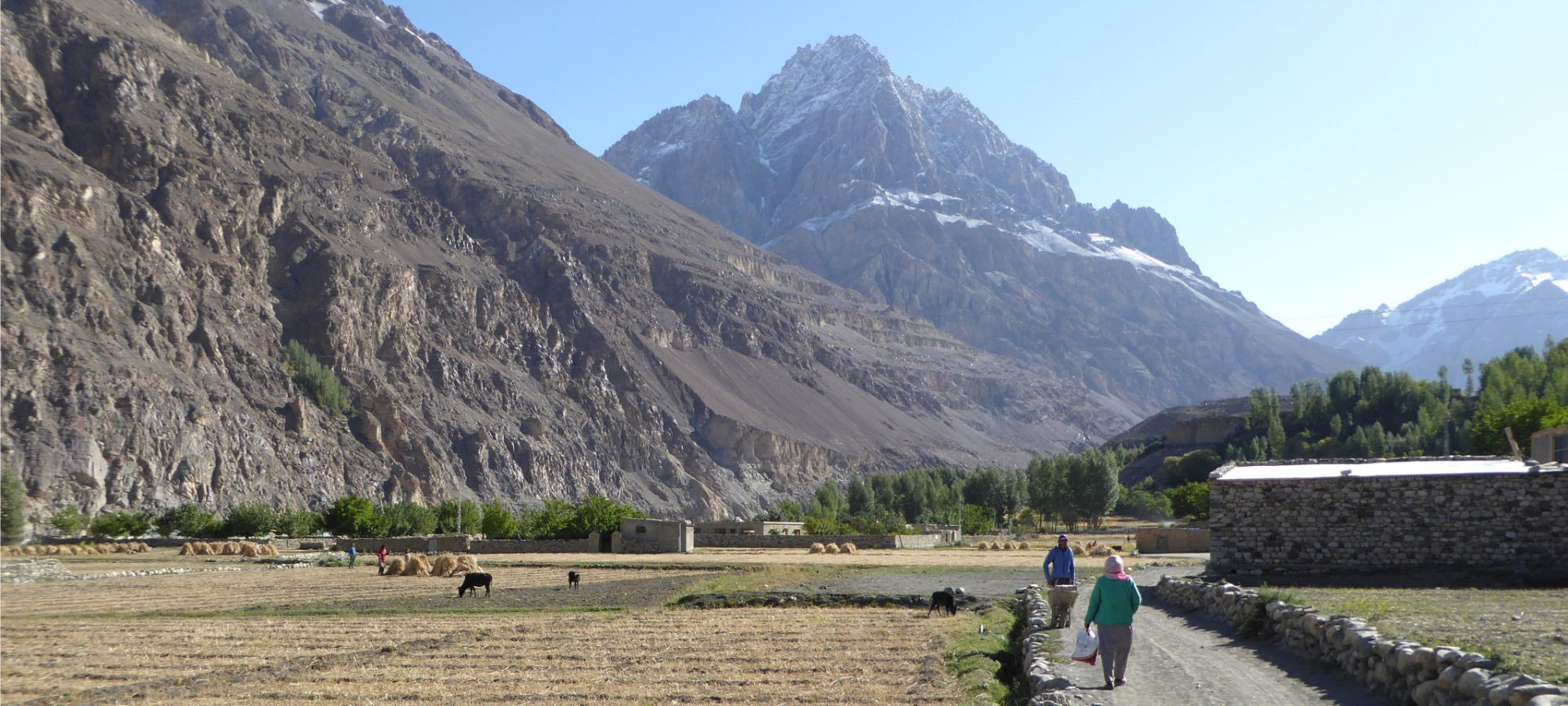 Photos from our Pakistan - The Old Silk Route Cycling Holiday