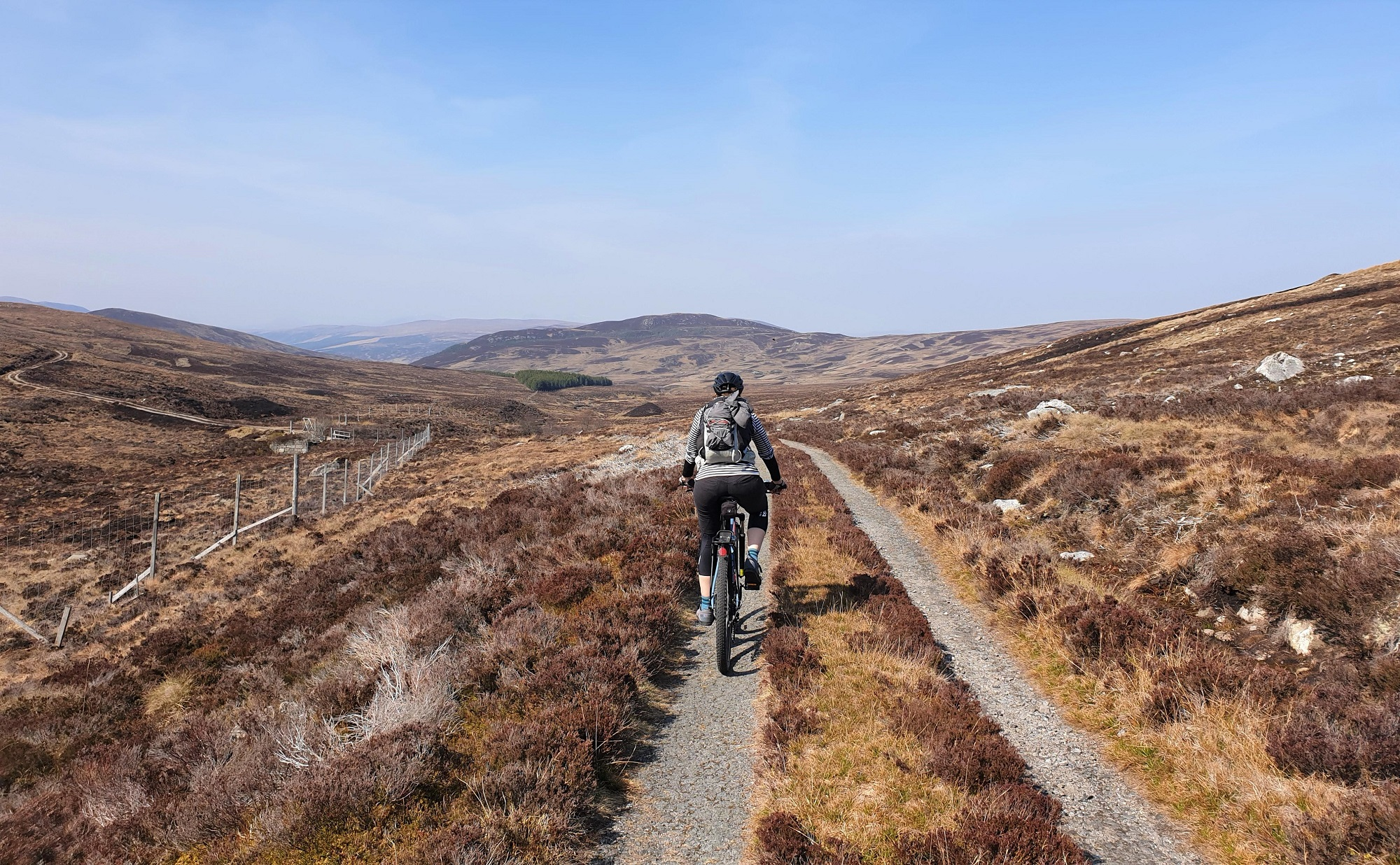 Photos from our Mountains, Lochs and Glens Cycling Holiday