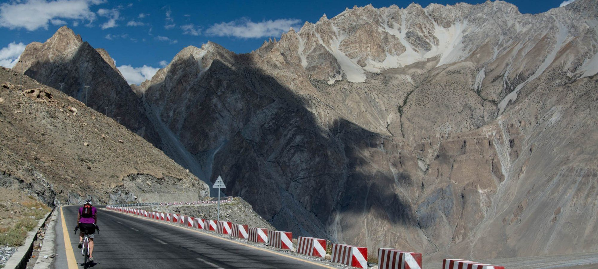 Cycling Karakoram Highway