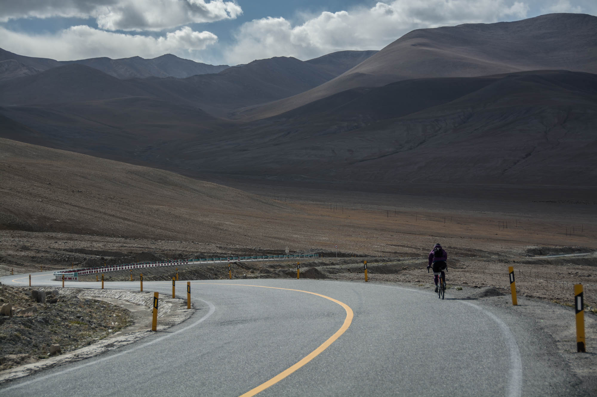 cycling the Karakorum Highway