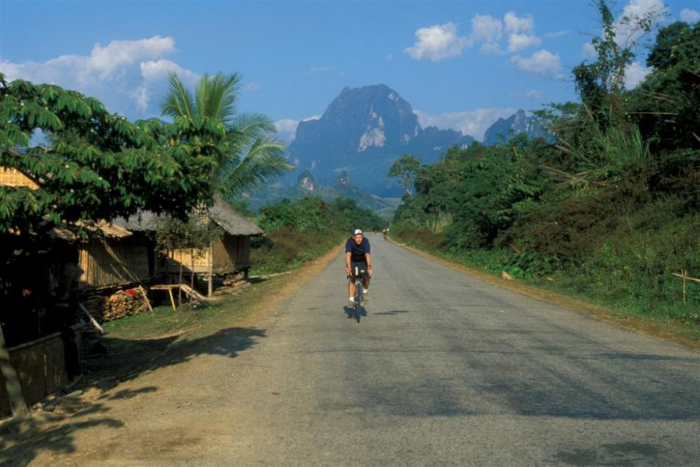 Laos - South to North
