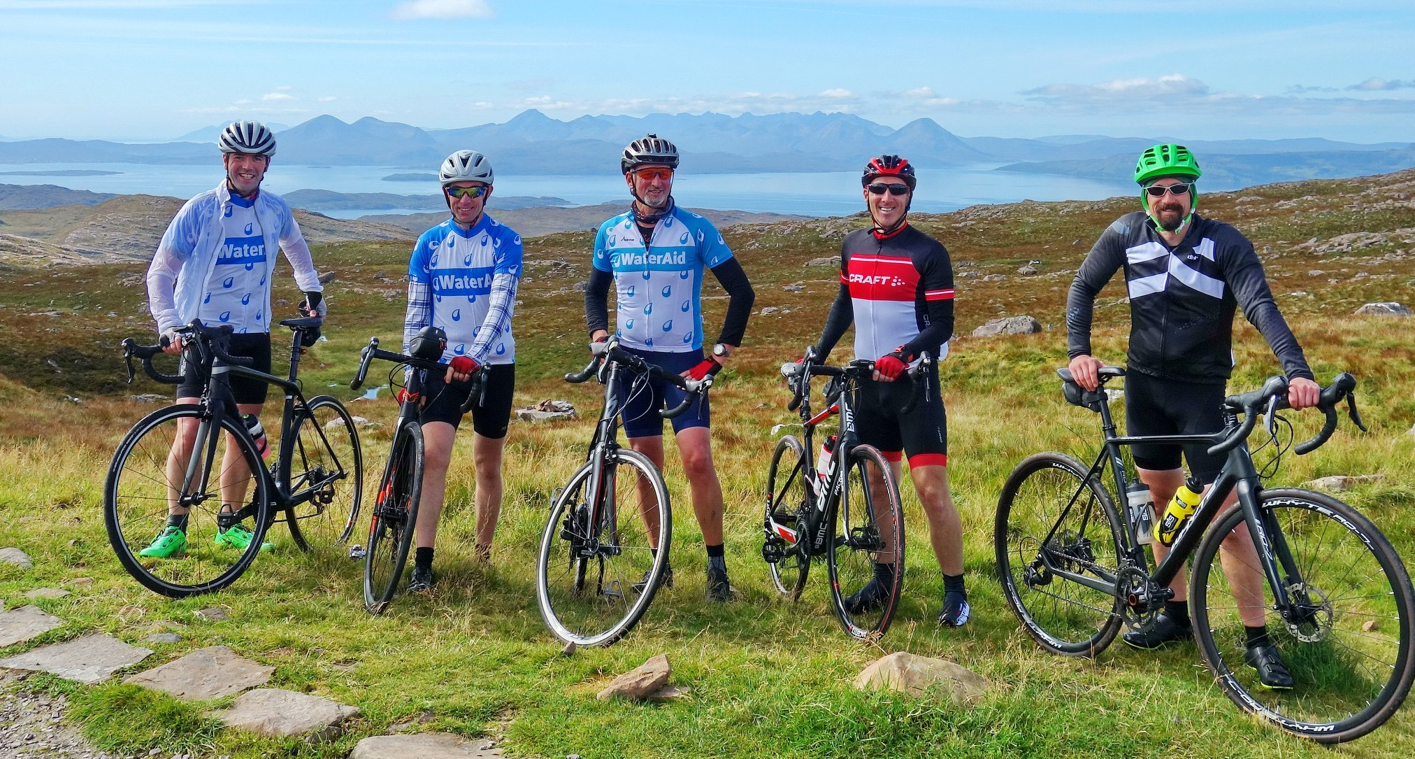 Photos from our Highland Fling  Cycling Holiday