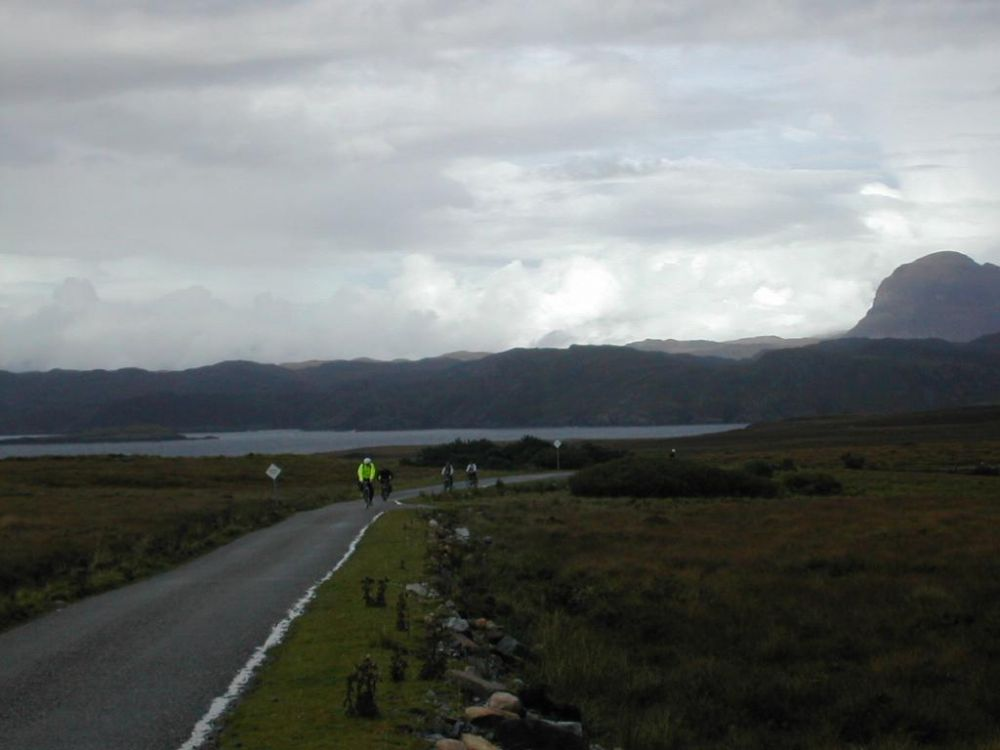 Photos from our Remote Highlands Cycling Holiday