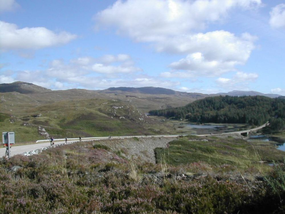Remote Highlands