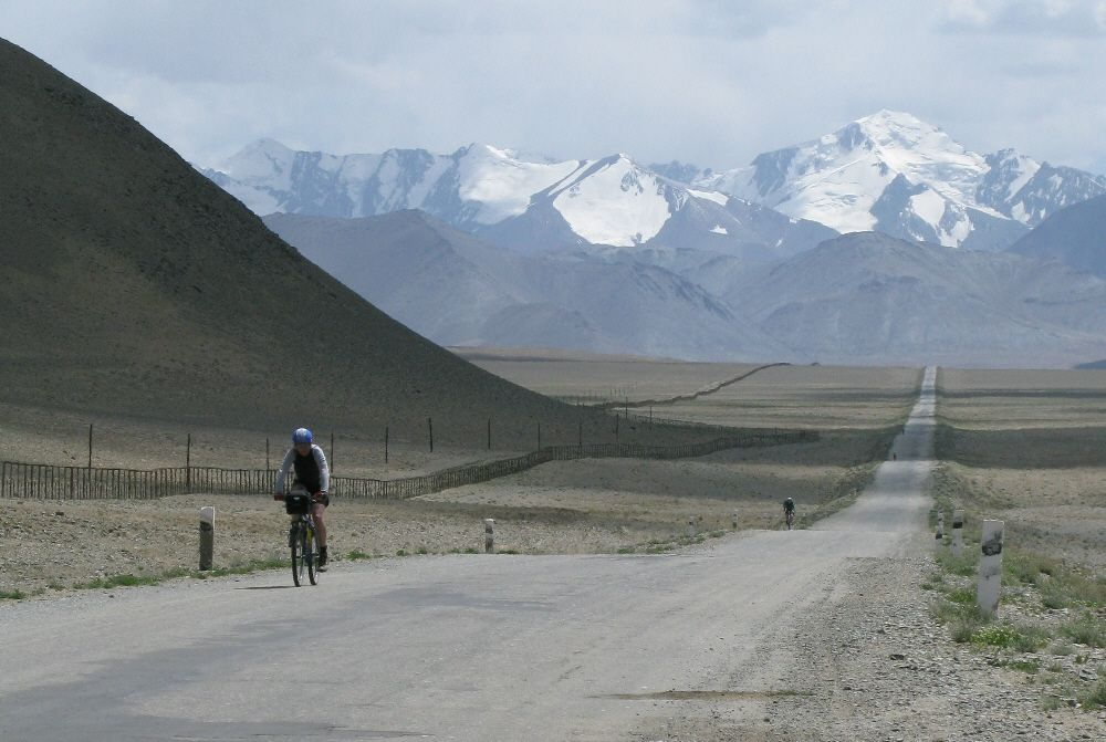 Cycling the Pamir Highway Tajikistan