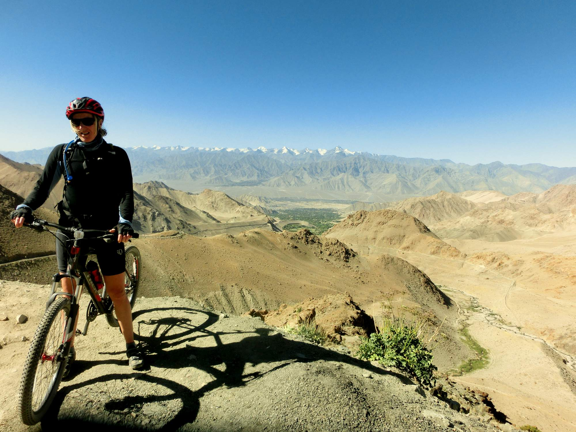 best high altitude cycle ride