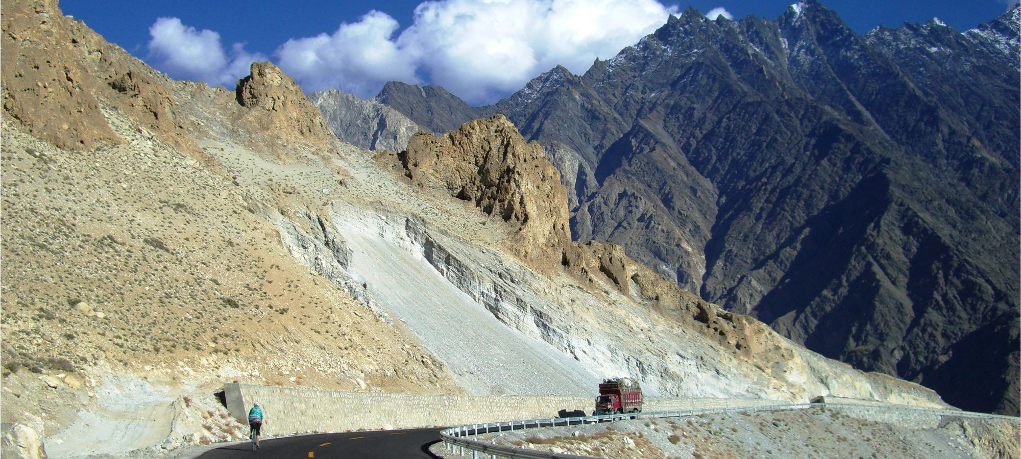 Cycling the KKH