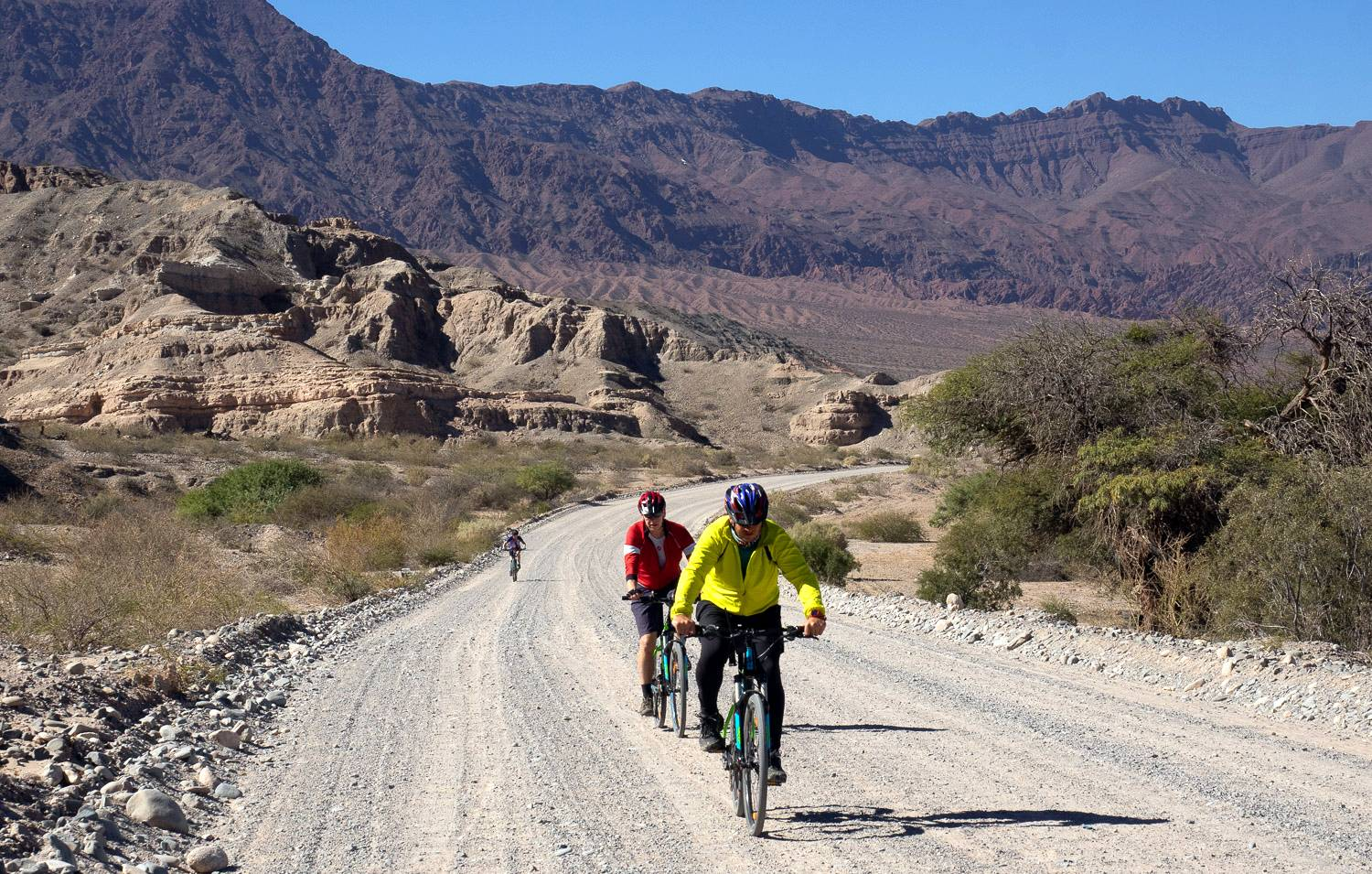 Photos from our North Argentina Cycling Holiday