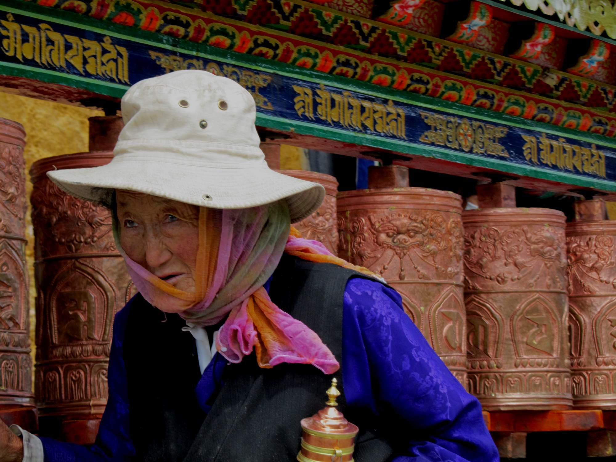 Photos from our Lhasa to Kathmandu Cycling Holiday