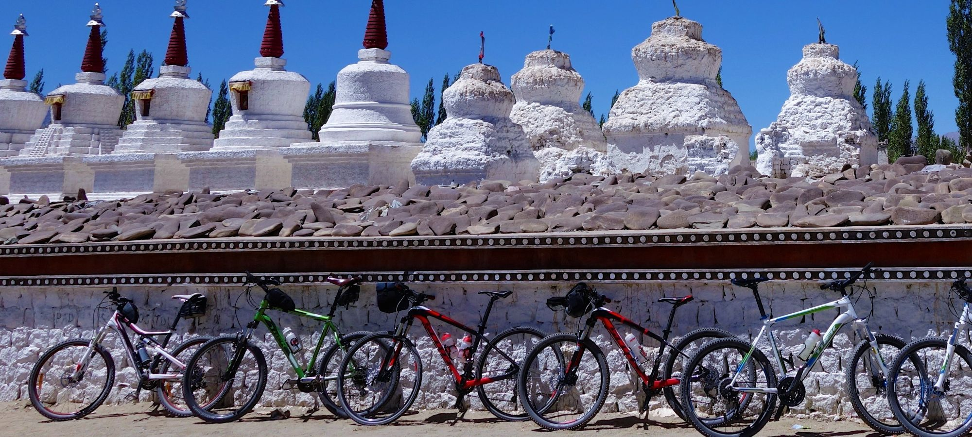 Photos from our Indian Himalayas Cycling Holiday