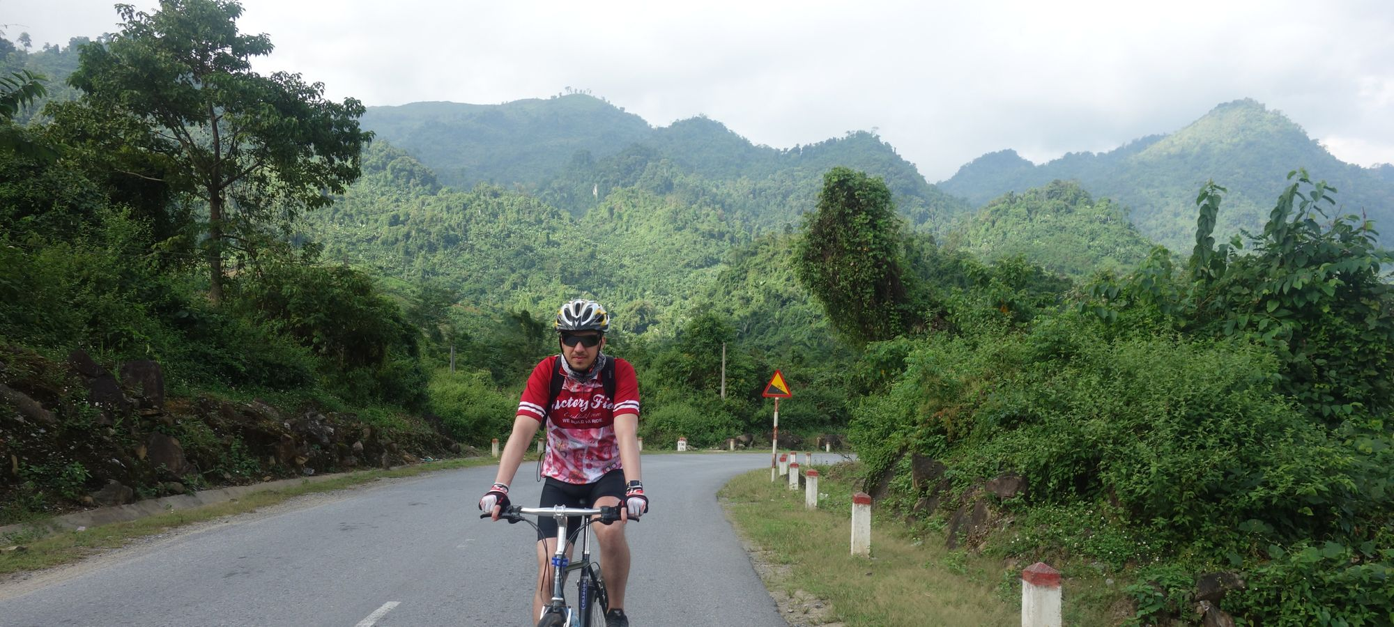 Photos from our 3 Countries 16 Days Cycling Holiday