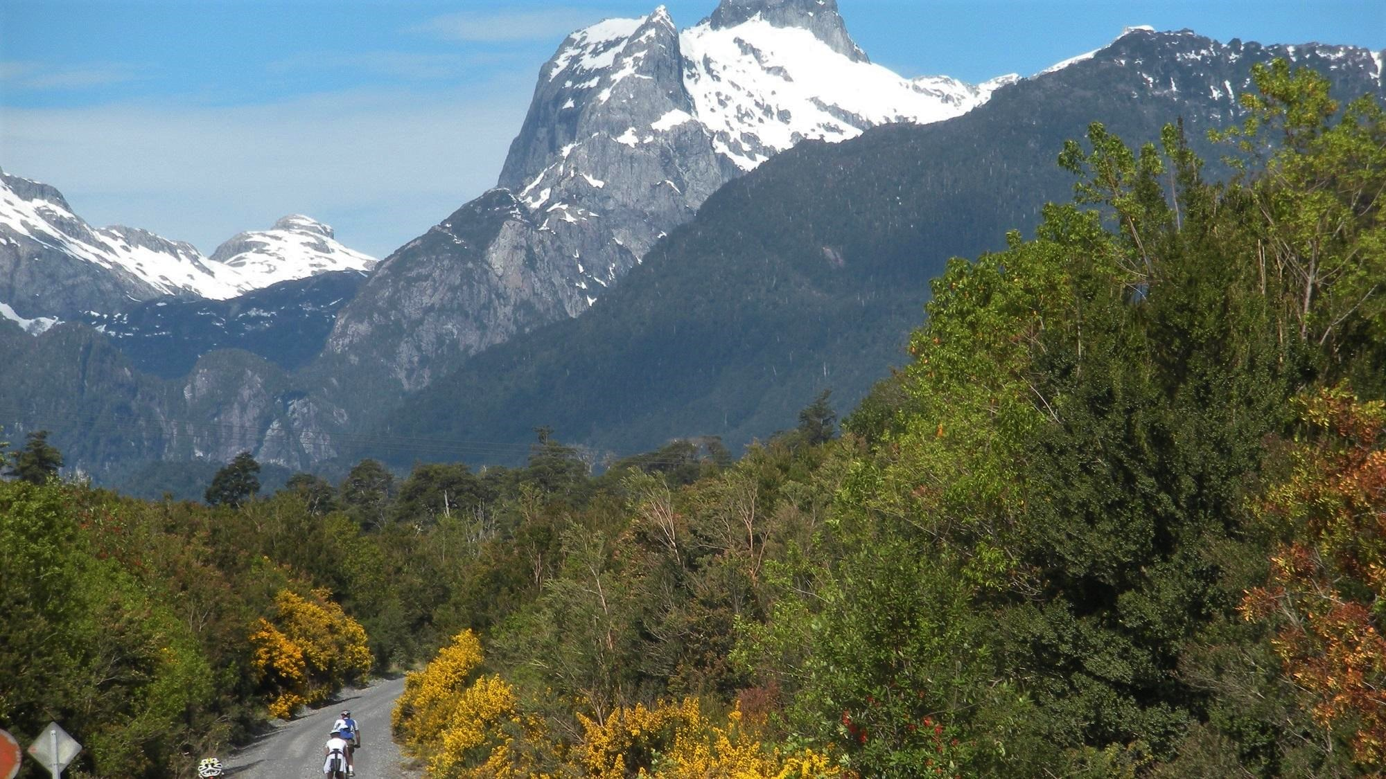 Cycling Holidays Chile - Argentina