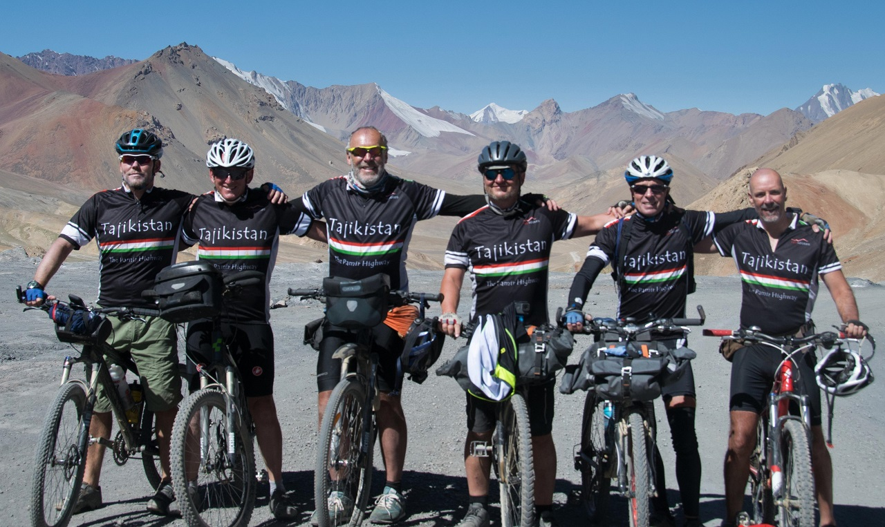 Cycling Tours Tajikistan