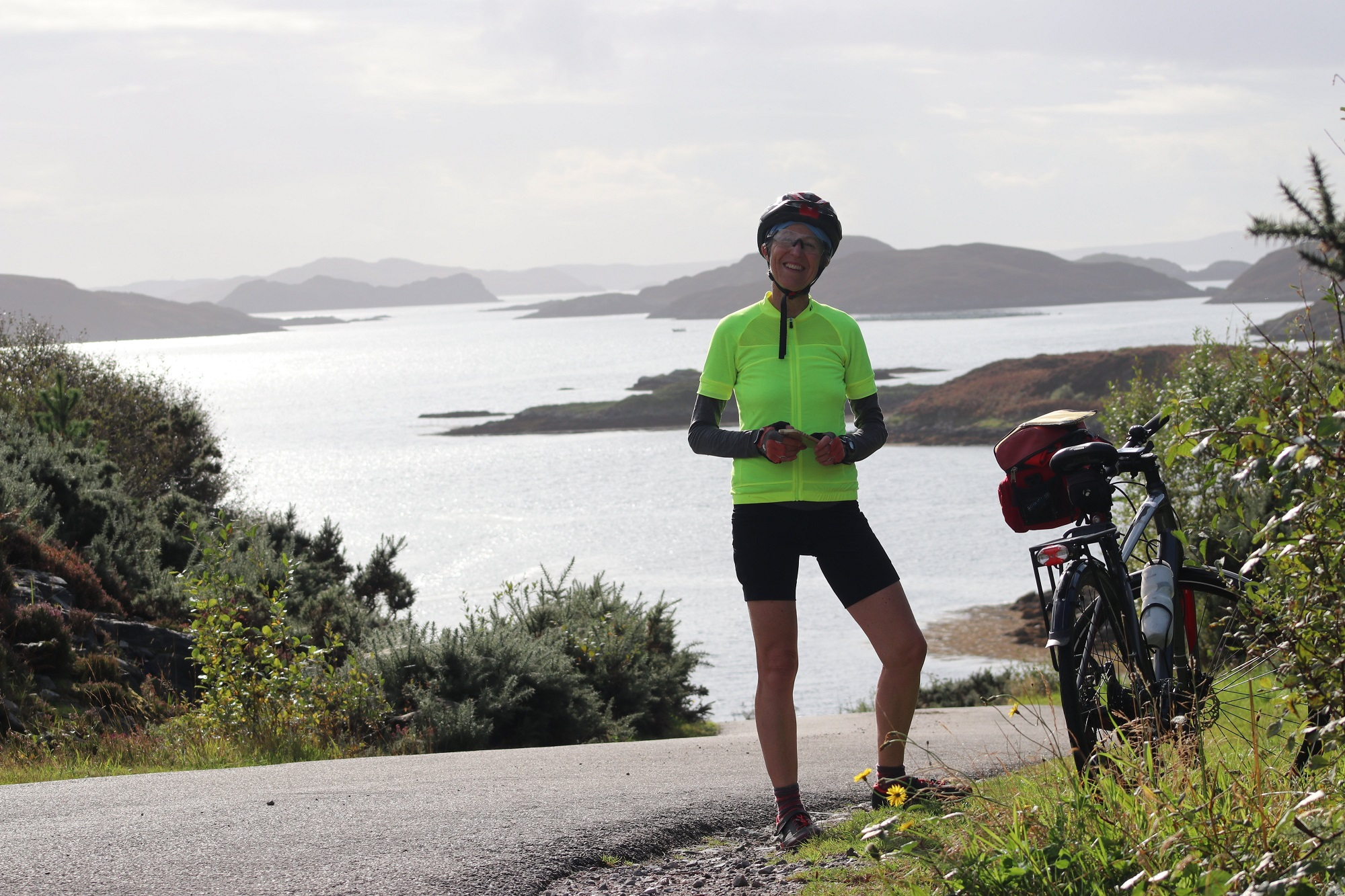 Photos from our Scotland 500 Cycling Holiday