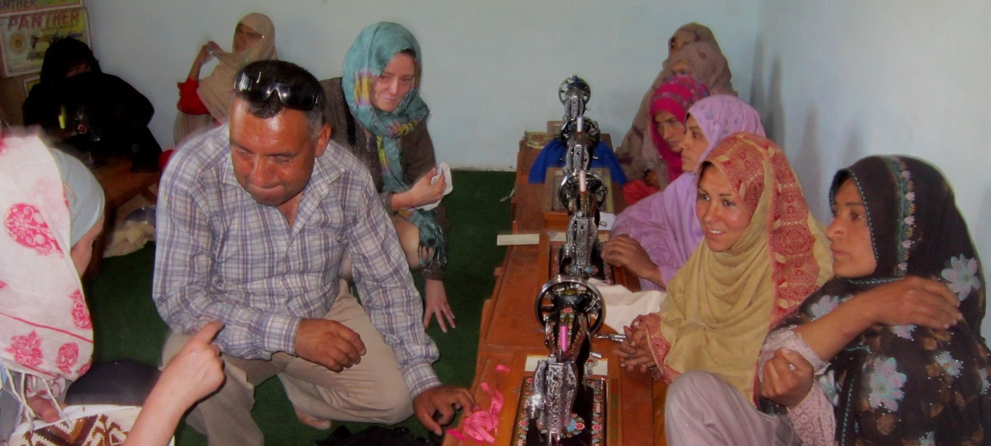 Sewing Centre - Bagrote Valley, Gilgit–Baltistan