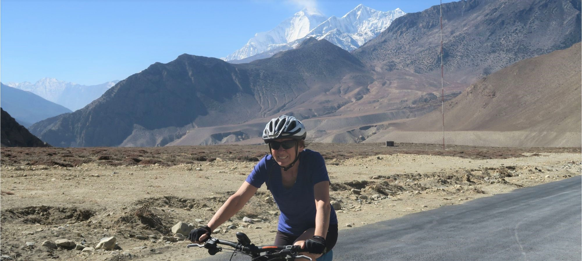 Photos from our Nepal Cycling Holiday