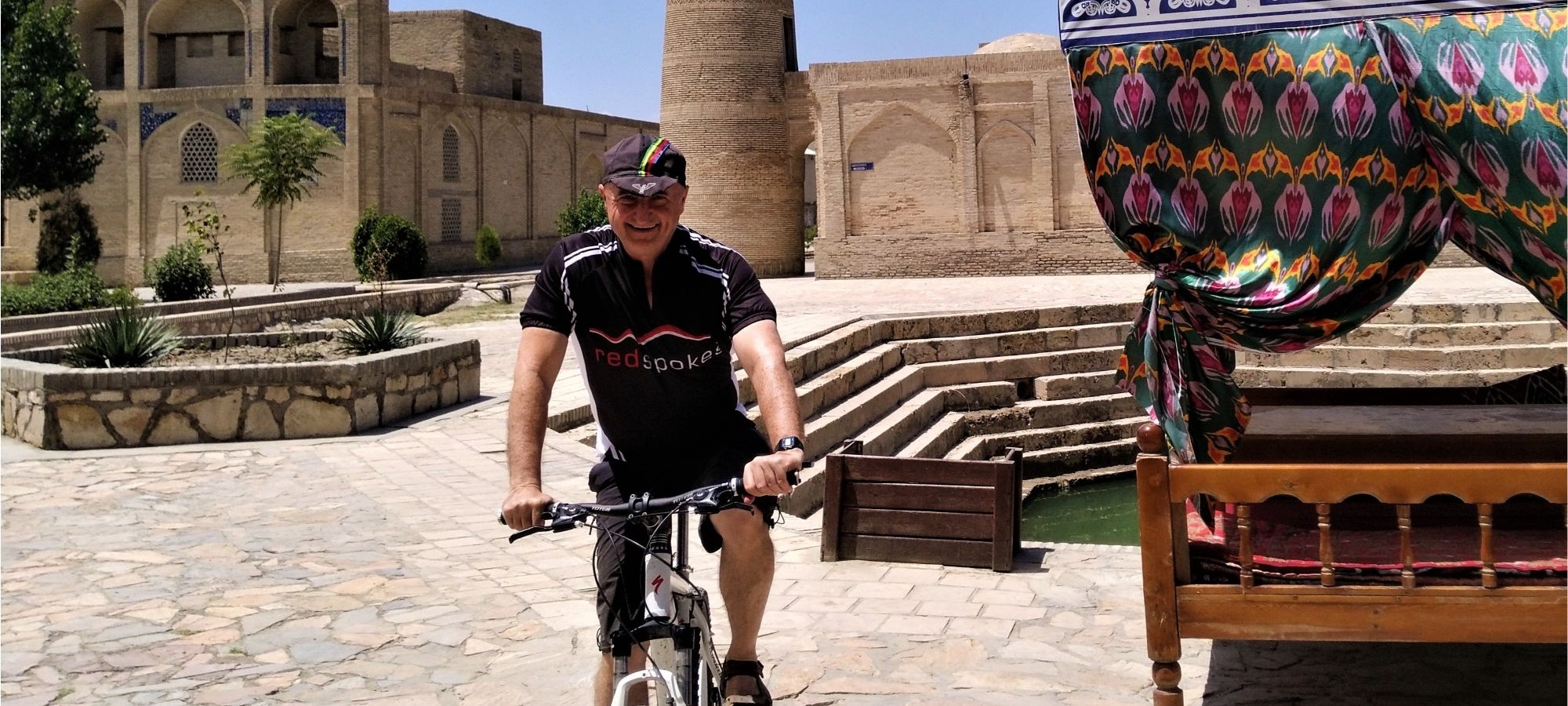 Photos from our Uzbekistan Cycling Holiday