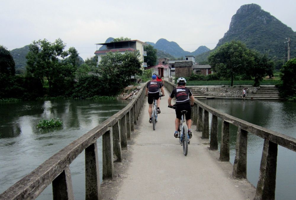 Photos from our China - South East  Cycling Holiday