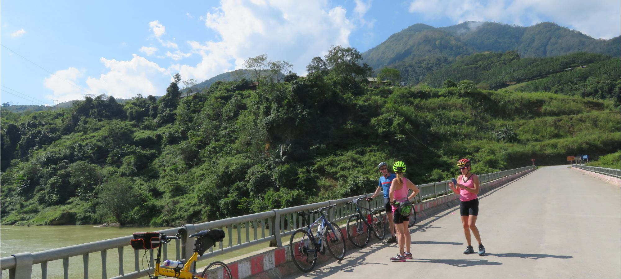 Photos from our 3 Countries 15 Days Cycling Holiday