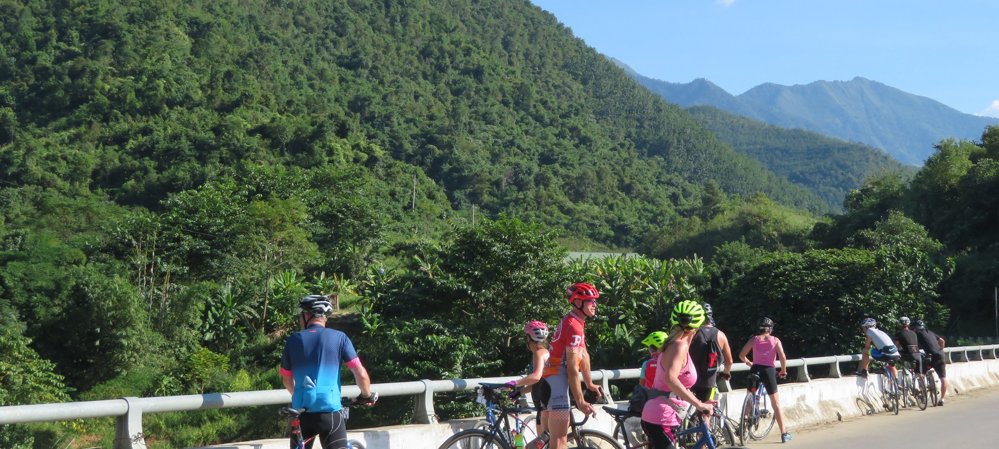 Cycling Holidays Vietnam, Lao and Thailand
