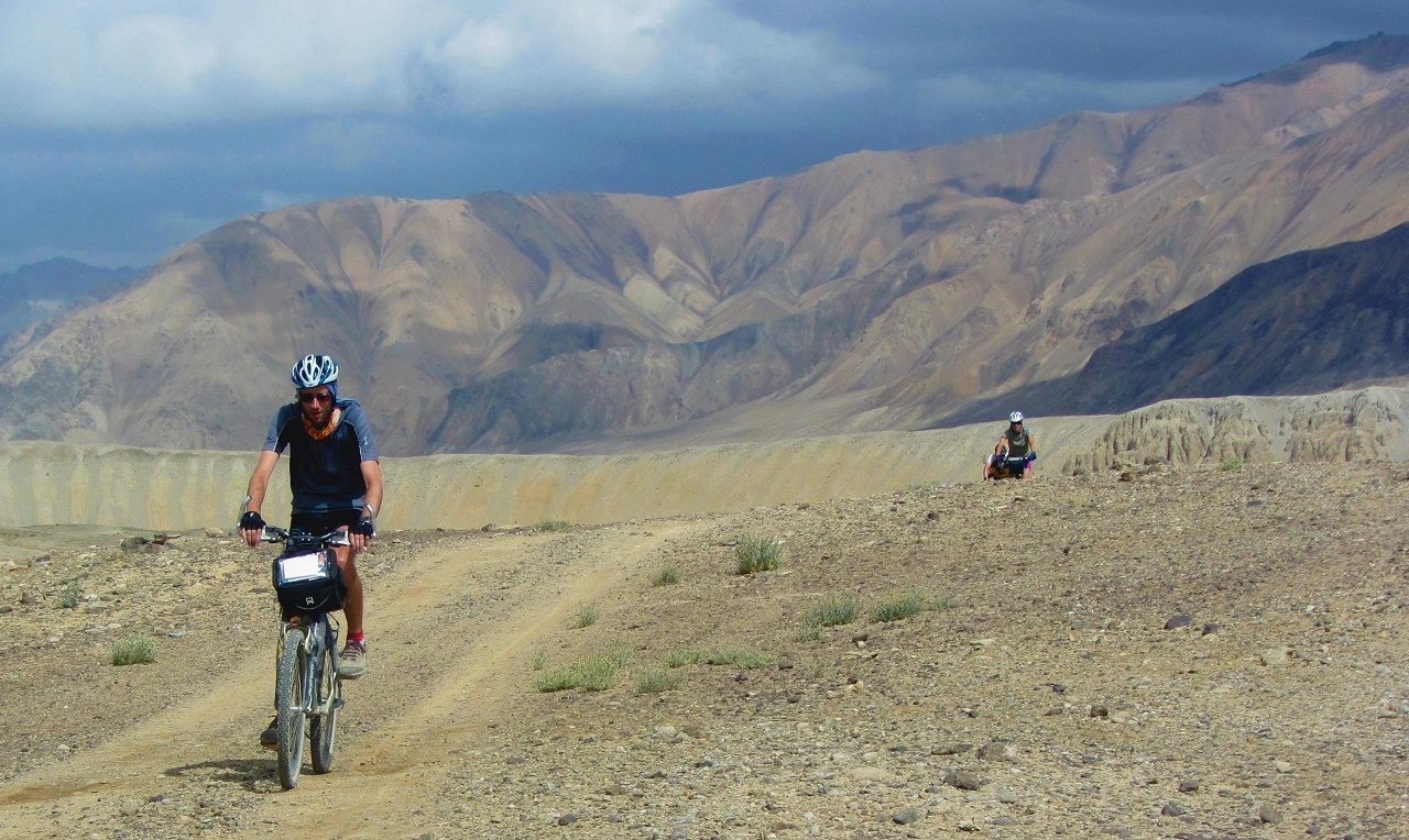Mountain Biking Holidays Yamchun, Tajikistan