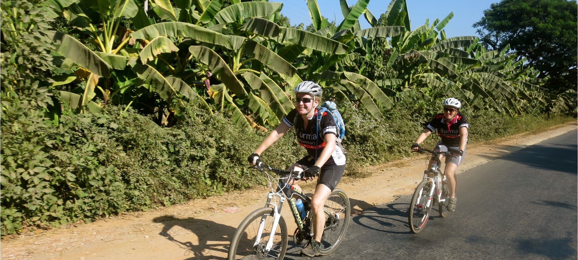 Photos from our Burma - Mountains, Beaches & Stupas Cycling Holiday