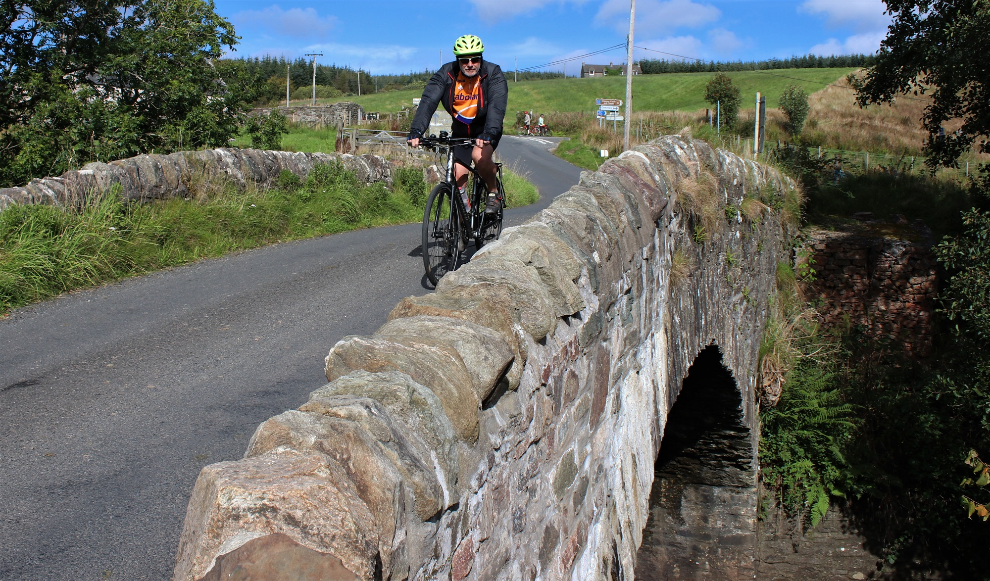 Photos from our Highlands and Islands Cycling Holiday