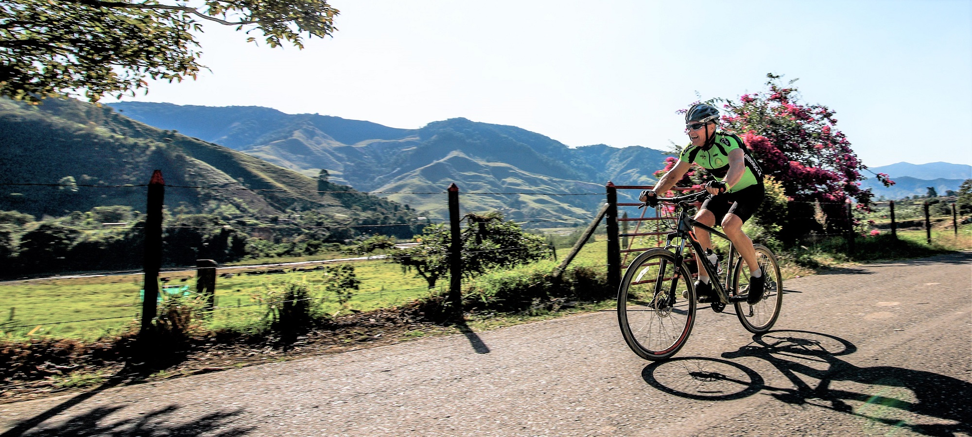 Cycling Holiday Colombia