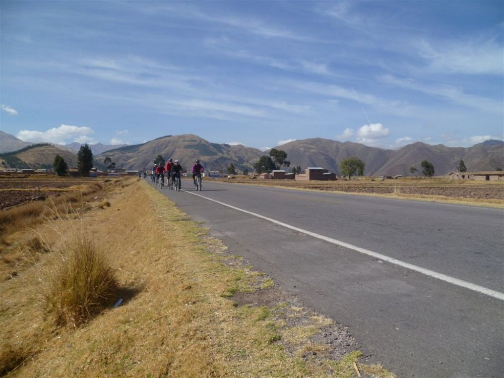 Photos from our Peru & Bolivia  Cycling Holiday