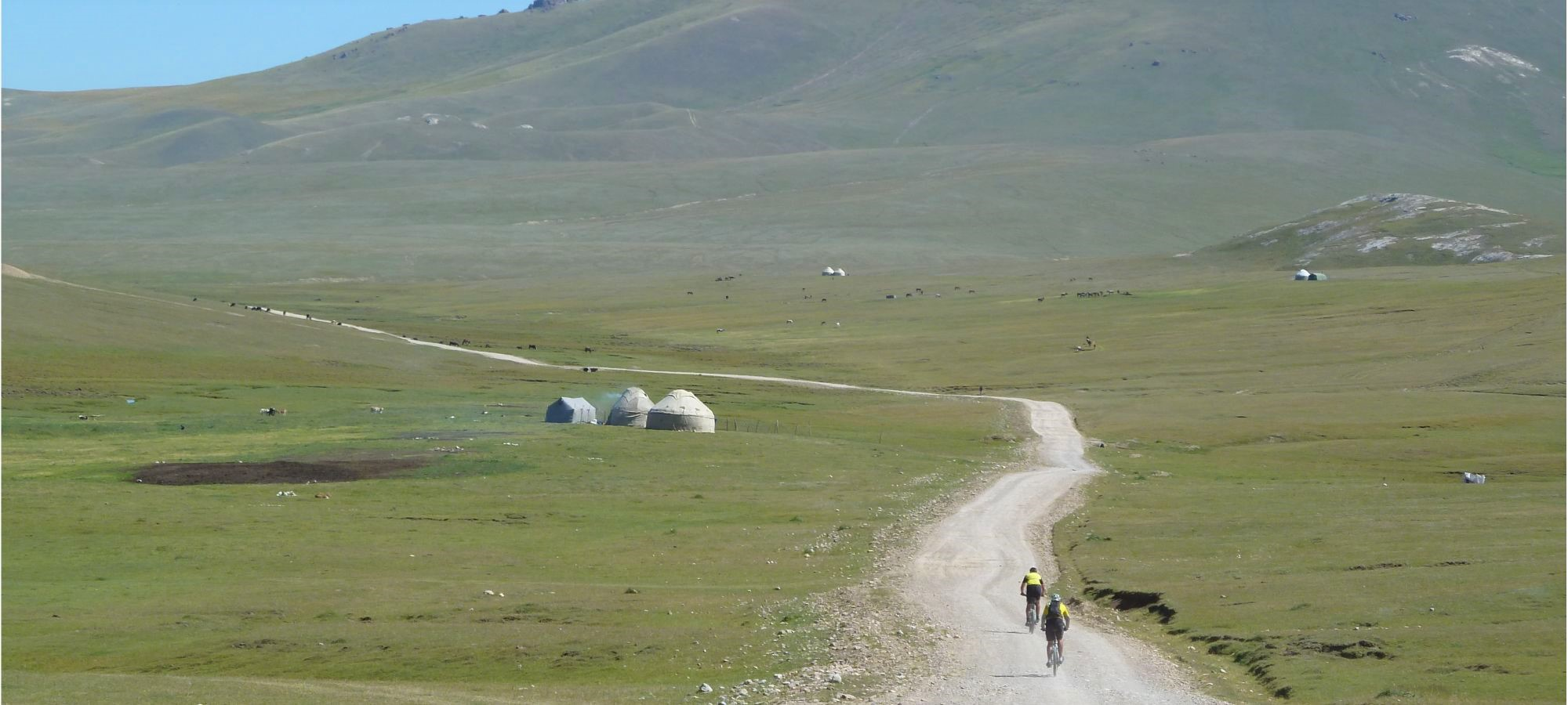 Mountain bike Holidays Kyrgyzstan