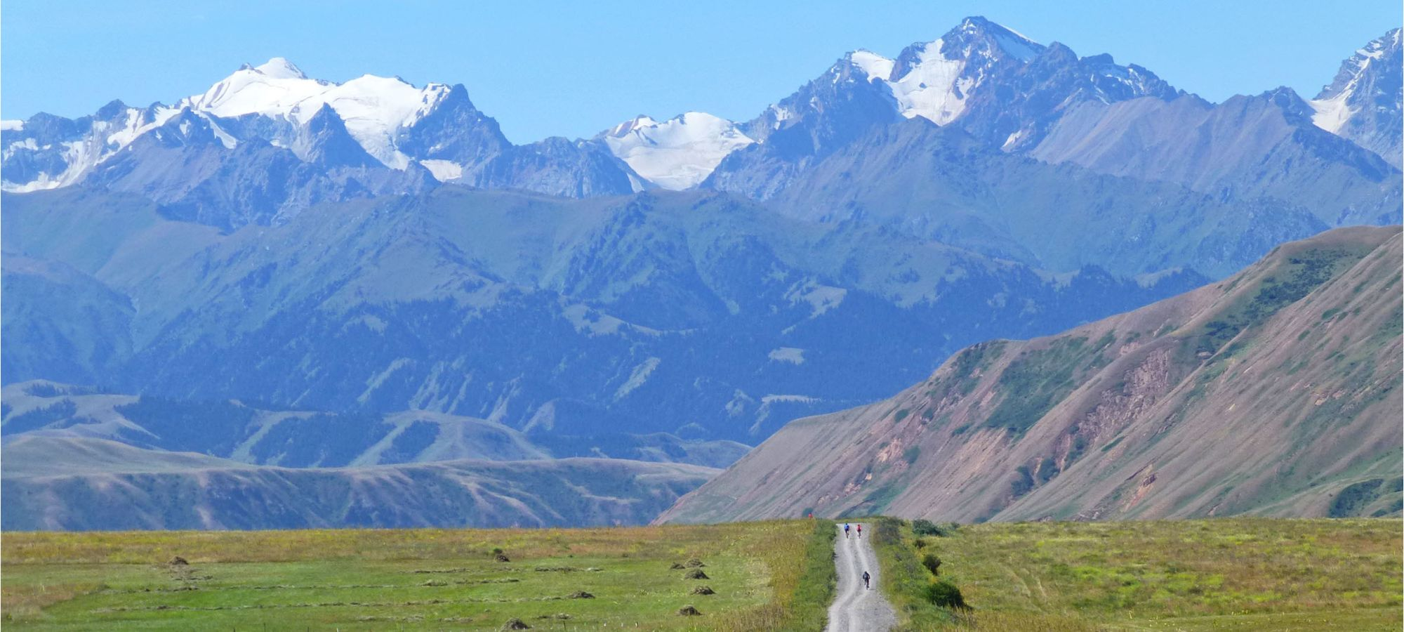 Photos from our Kyrgyzstan - The Shepherd's Way Cycling Holiday