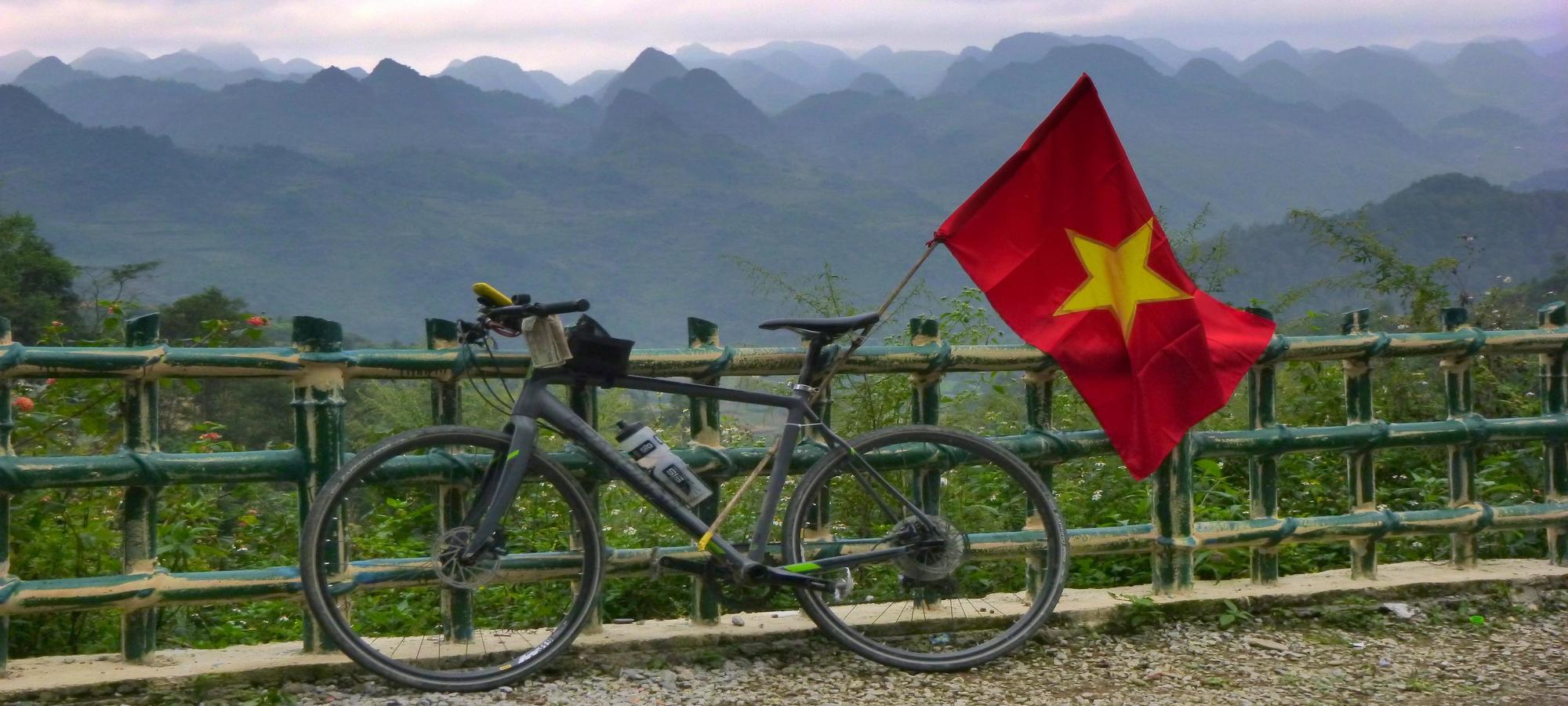 Photos from our Vietnam N.E Cycling Holiday
