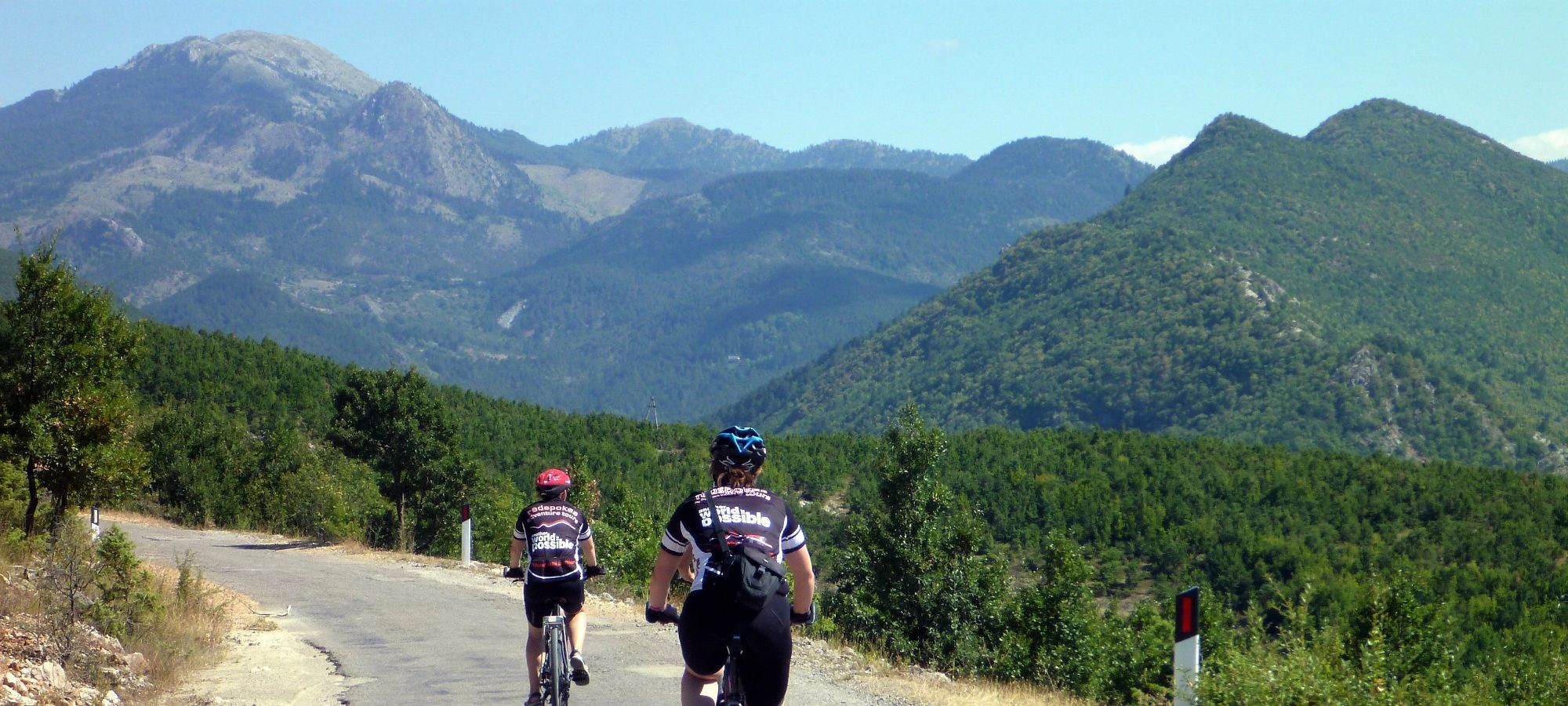 Photos from our Albania - North to South Cycling Holiday