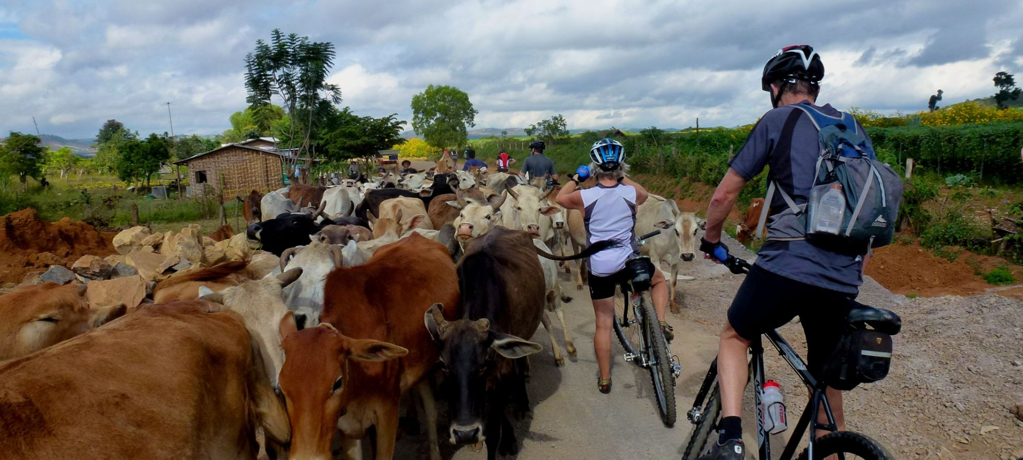 Photos from our Burma - Classic Cycling Holiday