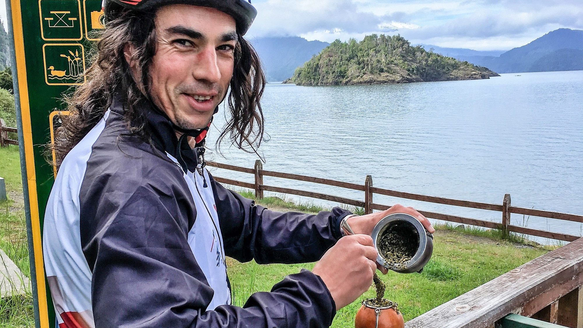 Photos from our Chile & Argentina Cycling Holiday
