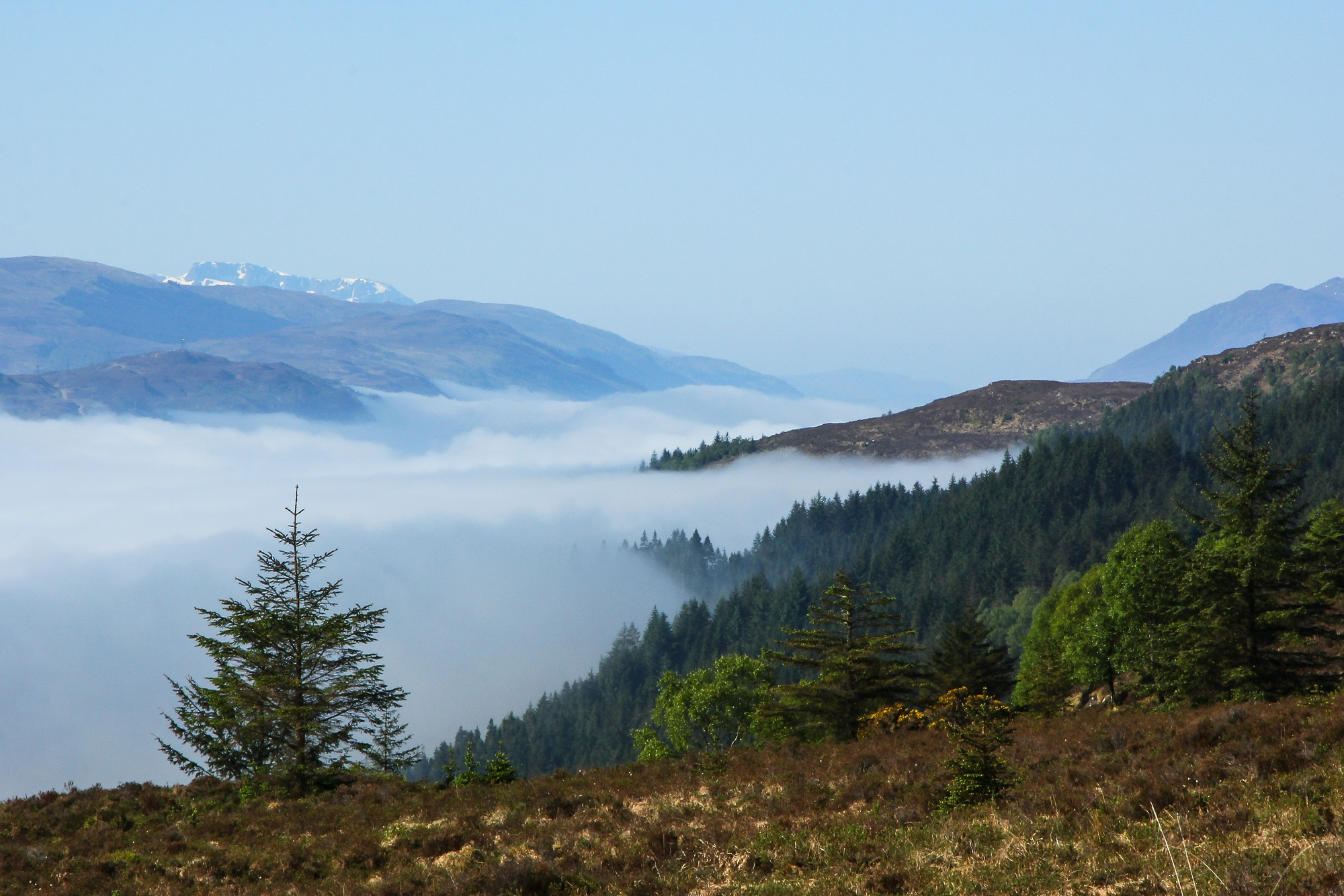 Photos from our Great Glen Way Cycling Holiday