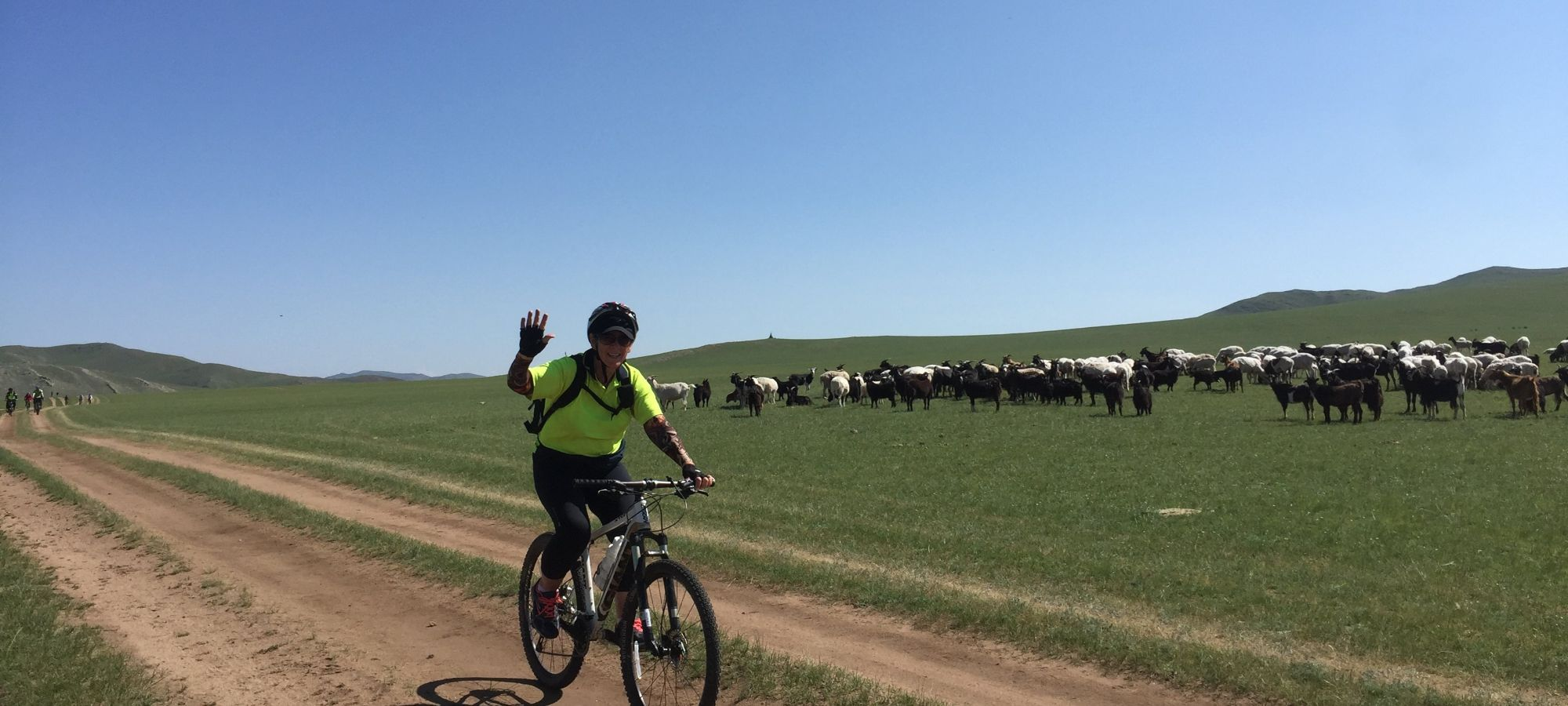 Cycling Holidays Mongolia