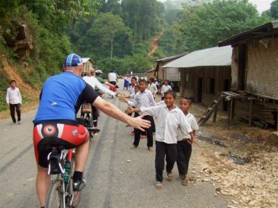 Cycling Holiday Laos