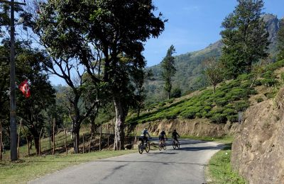 cycling Vathalagundu to Kodaikanal