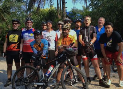 Cycling tours Thailand