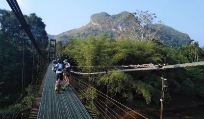 Cycle holidays Thailand