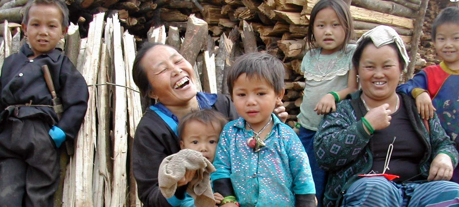 Experience the friendly community in Laos