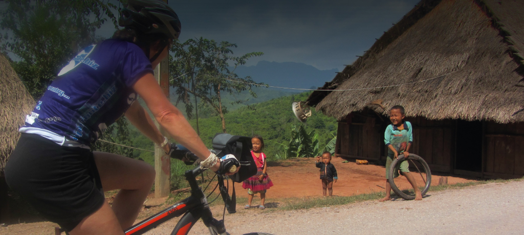 Laos Cycling Holidays