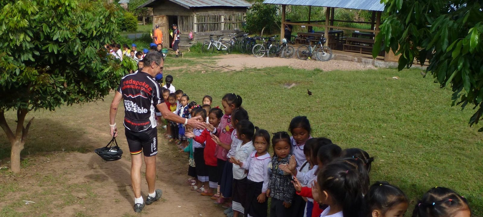 Cycling Vietnam, Laos and Thailand
